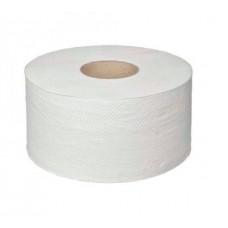 Туалетная бумага Plushe Professional с перф.вт. 60мм, 150м, белый,2сл,12рул в уп