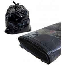 Пакет мусорный ПВД  70х110, (120л), 40мкм, 50шт