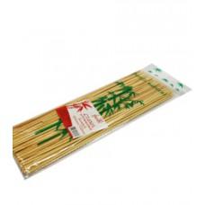Стеки для шашлыка бамбук,250мм/100шт, FIESTA