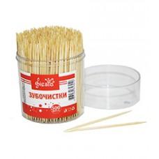 Зубочистки в пласт.уп/500шт, FIESTA