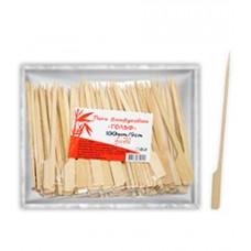 Пики-шампур бамбуковые 18 см