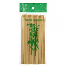 Стеки для шашлыка бамбук,150мм/100шт, FIESTA