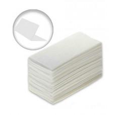 Полотенца бум. 1-сл. белые V-слож. 23х22см, 200л 1/20