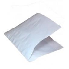 Бумажный пакет-уголок 140*175мм жиростойкая, б/п, 50 шт