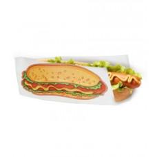 Бумажный пакет-уголок 225*80*40мм ВПМ40