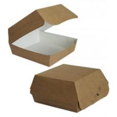 Коробка для бургера 120х120х70, ЭКО