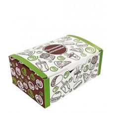 Коробка для наггетсов 150х91х70,