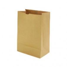 Пакет бумажный крафт б/п, 240*120*310
